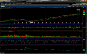 Apple Inc 2008 stock price crash