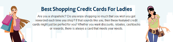 Best shopping credit card