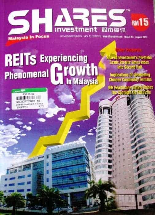 Shares Investment REIT