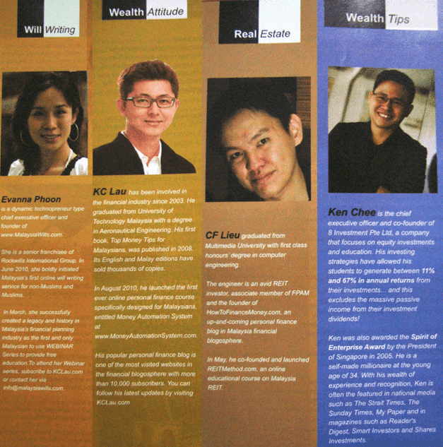 Money Compass Columnists Aug 2012