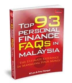 Top 93 personal finance faqs book