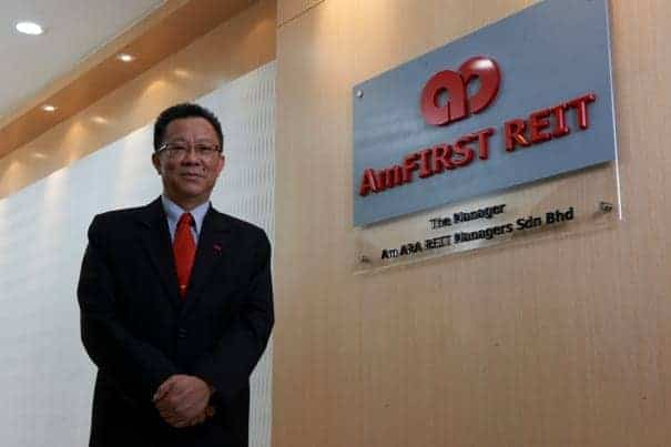 AmFIRST YP Lim interview