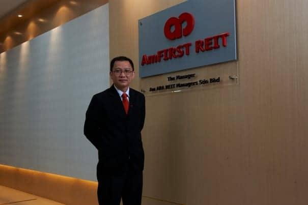 AmFIRST Chong Hong Chuon