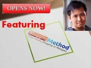 Blogging Method Kenny Sia