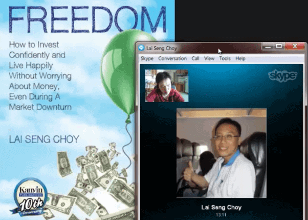 Lai Seng Choy Freedom Interview