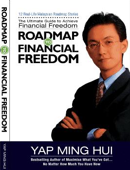 Yap Ming Hui Roadmap to financial freedom