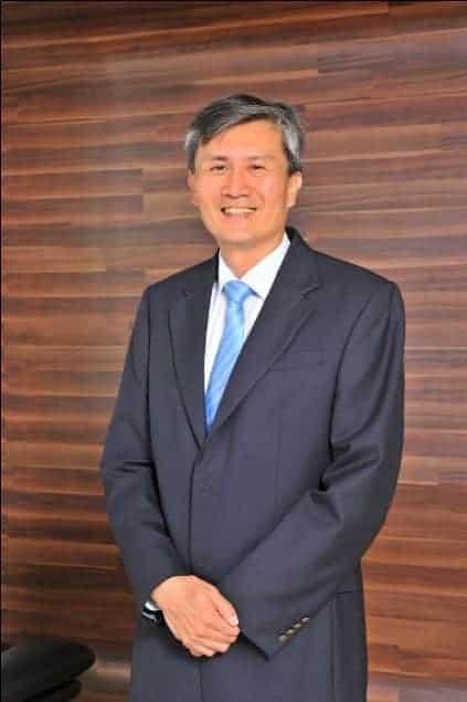 Dato' Jeffrey Ng Sunway REIT interview