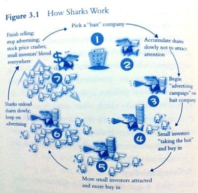 How money sharks work