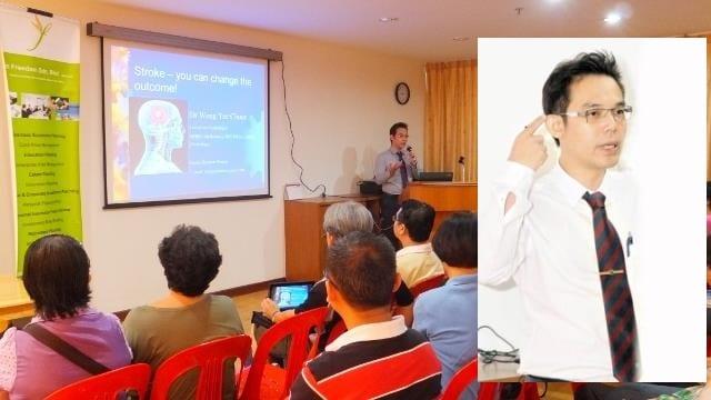 Hospital pantai health talk 2