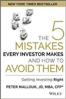 5 mistakes investor book