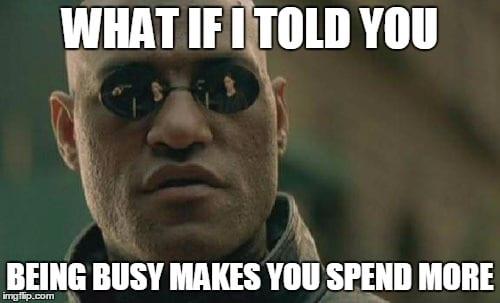 matrix busymoney