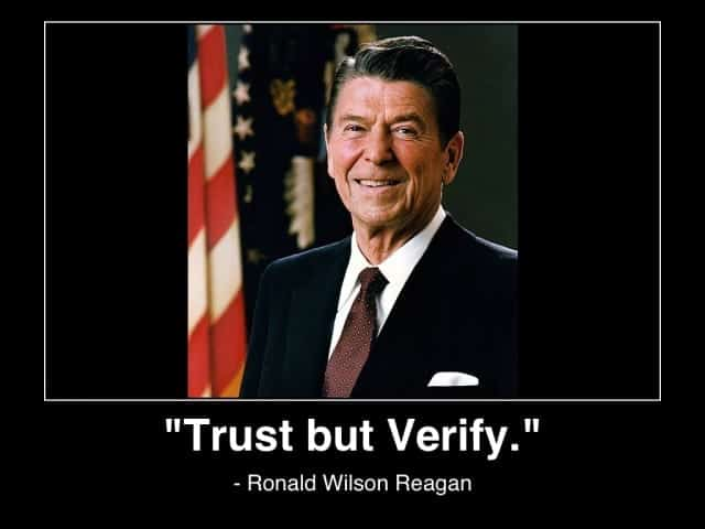 trust-but-verify
