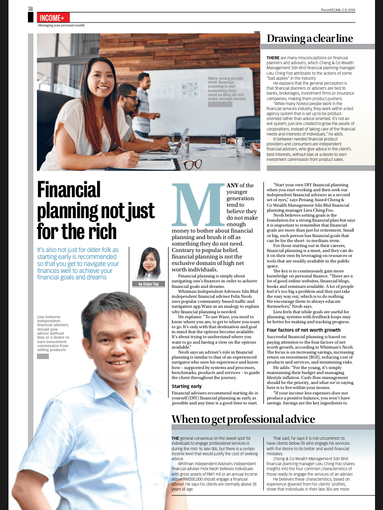FocusMsia Jul16 financial planning