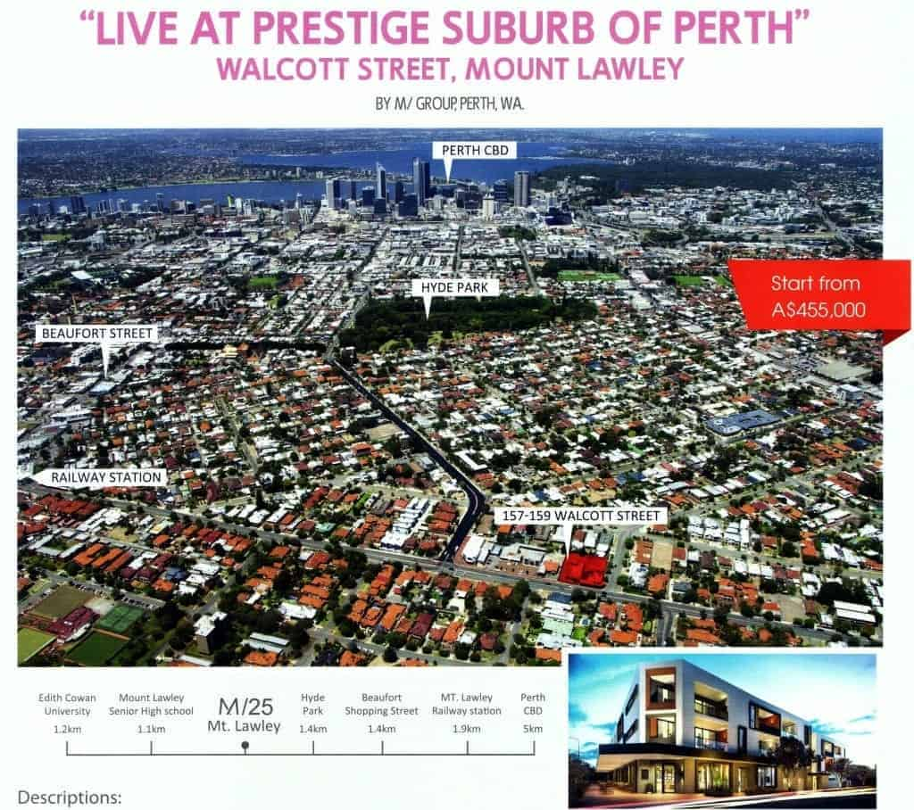 Perth CBD property investment 1
