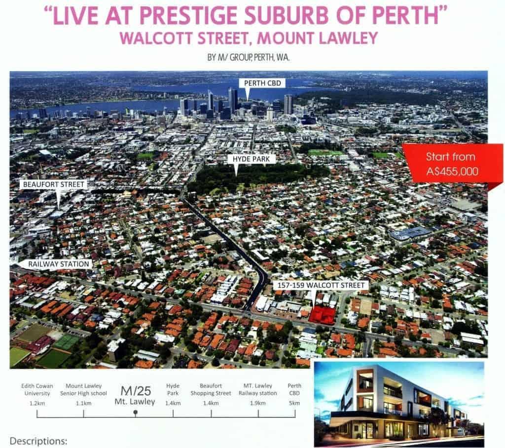 Perth CBD property investment 1
