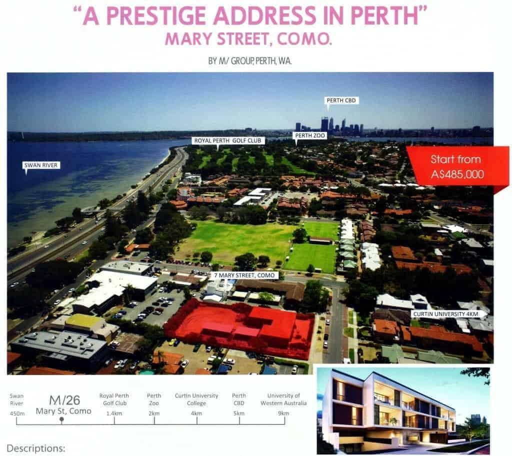 Perth CBD property investment 2