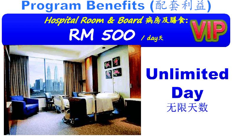 best medical card unlimited days room