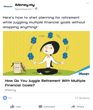 imoney retirement planning