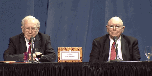 warren buffett charlie munger 51 annual