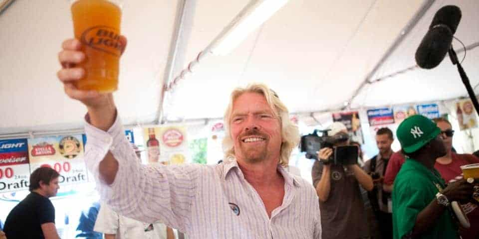 richard branson private equity